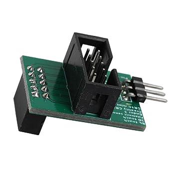H HILABEE Tablero Pin 27 De La Impresora 3D para BL Touch O Ender ...