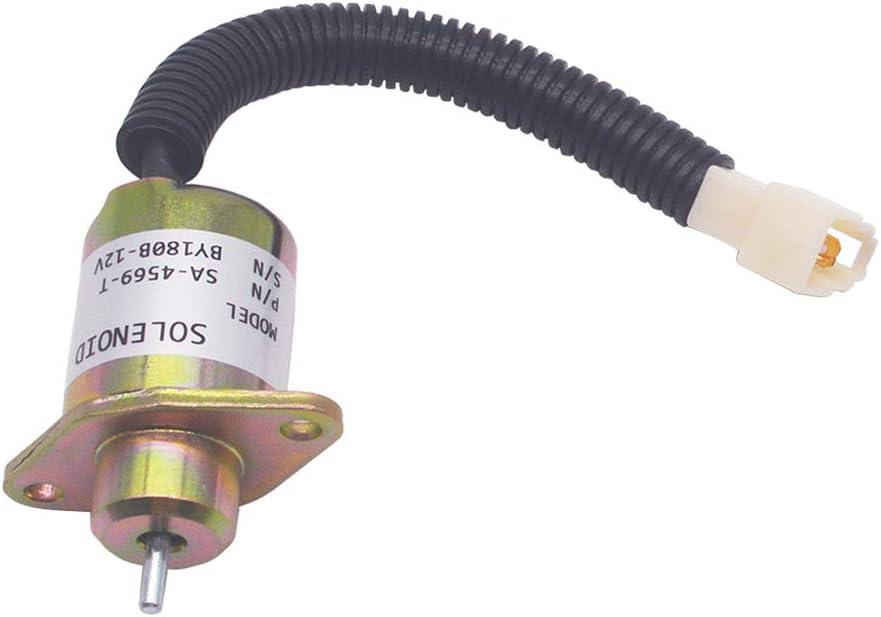 12V Fuel Shut Off Solenoid Valve 1503ES-12A5UC5S 17454-60010 17594 ...