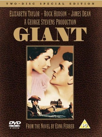 Giant (Special Edition) [DVD] [1956] by Elizabeth Taylor B01I07715G