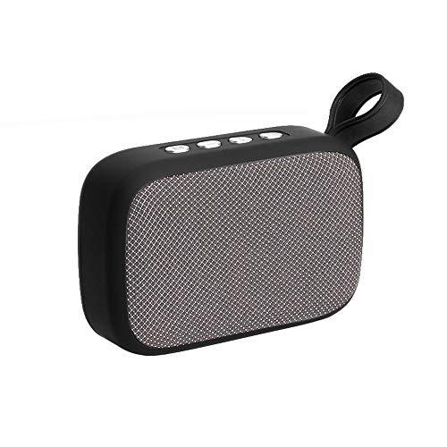 NOMENI Bluetooth Audio Computer Mini Speaker Portable Stereo Bluetooth Speaker FM Radio Clear bass Dual Track Speaker TF Card USB Music Player
