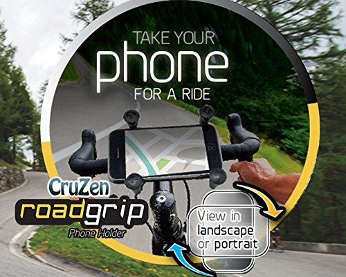 cruzen roadgrip phone mount holder