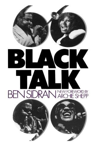 Black Talk (Da Capo Paperback)