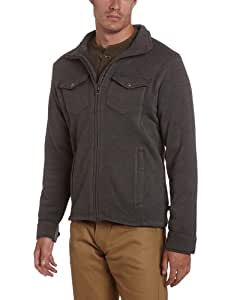Mountain Khakis Men's Old Faithful Sweater (Charcoal, Small)