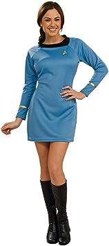 Rubie s Official – Star Trek – Uhura vestido disfraz: Amazon.es ...