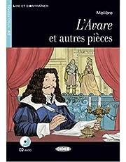 Avare et autres pièces (L') livre + cd