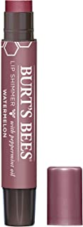 product image for Burt's Bees Natural Moisturizing Lip Shimmer, 1 Tube Watermelon, 1 Count