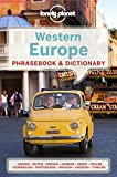 img - for Lonely Planet Western Europe Phrasebook & Dictionary book / textbook / text book