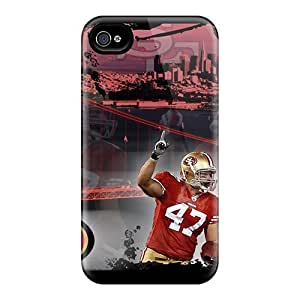 Cases Covers Compatible Iphone 5/5S / Hot Cases/ San Francisco 49ers