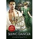 Seeing Danger (A Sinclair & Raven Novel Book 2)