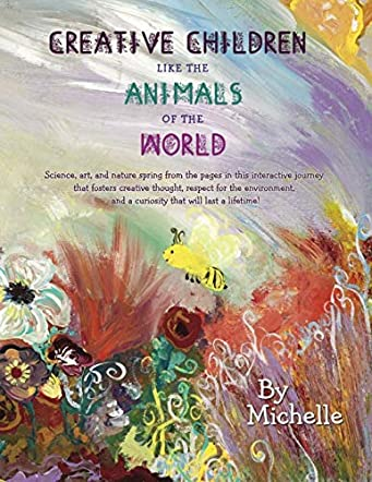 Creative Children Like the Animals of the World