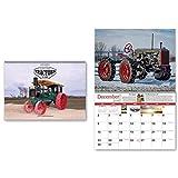 Classic Farm Tractors 2018 Wall Calendar
