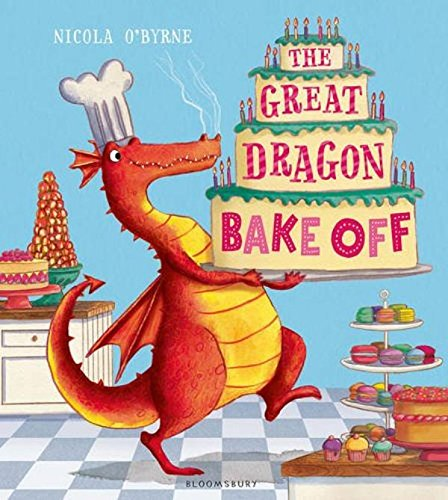 The Great Dragon Bake Off: Amazon.es: OByrne, Nicola: Libros en ...