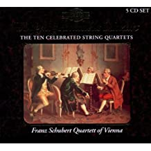 Mozart: The Ten Celebrated String Quartets