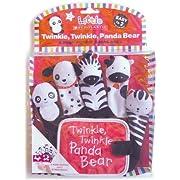 Twinkle, Twinkle, Panda Bear: A Hand-Puppet Board Book (Little Scholastic)
