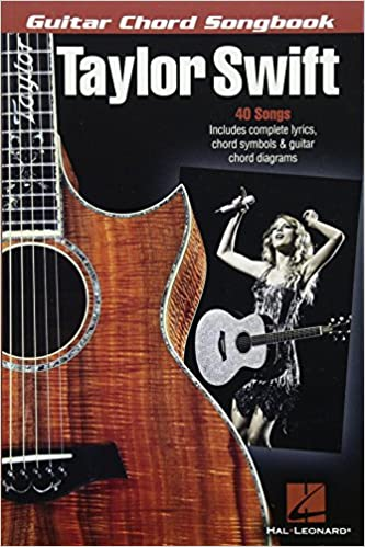 Amazon Taylor Swift Guitar Chord Songbook Guitar Chord