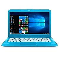 "Notebook HP Stream Intel Celeron 1.6GHz 4GB RAM 32GB SSD eMMC Windows 10 Tela 14"" - Azul"