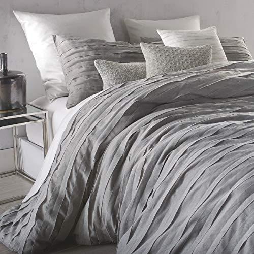 DKNY Loft Stripe Grey Duvet Cover