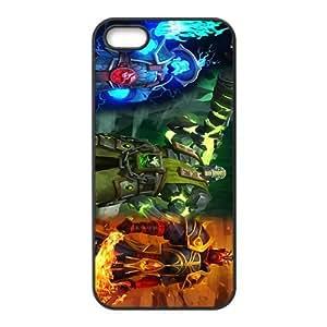 EARTH SPIRIT Fashion Comstom Plastic Case For Sam Sung Galaxy S5 Cover