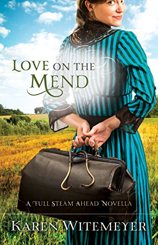 Love Mend Steam Ahead Novella ebook product image