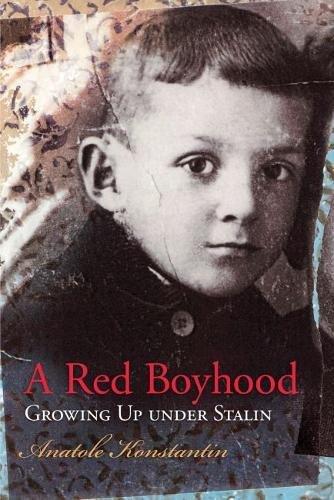 Download A Red Boyhood: Growing Up Under Stalin pdf