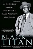 img - for Black Titan: A.G. Gaston and the Making of a Black American Millionaire book / textbook / text book
