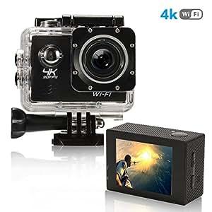 action camera 4k ultra hd wifi best video. Black Bedroom Furniture Sets. Home Design Ideas