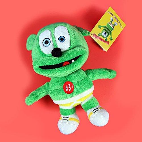 Official Gummibär - Stuffed Singing Gummy Bear -