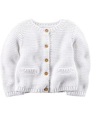 Baby Girls' Sweater (Baby)