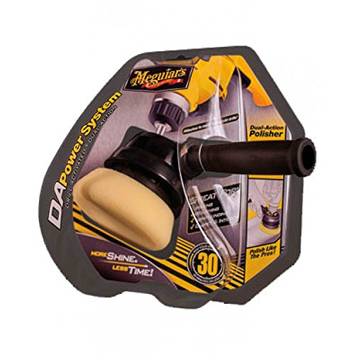 Meguiars ME G3500INT Dual Action Power System Tool