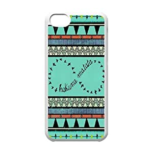 High quality Hakuna Matata-Lion King quotes series protective case cover For Iphone 5cLHSB9694734
