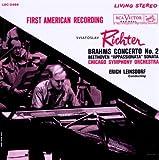 "Brahms: Piano Concerto No.2 - Beethoven: Piano Sonata No.23 ""Appassionata"""