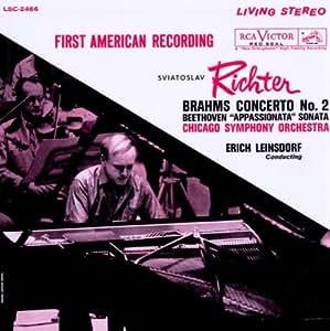 Brahms: Piano Concerto No. 2 In B-Flat Major,