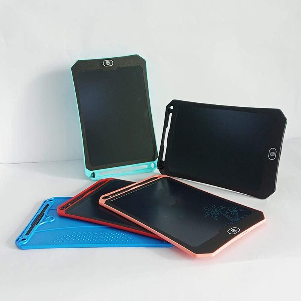 Kloius Tablero de Tableta de Dibujo de Escritura port/átil Reutilizable para ni/ños de 8.5 Pulgadas Juegos educativos