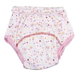 TAIYCYXGAN 3pcs Baby Boy Girl Infant Kids Toilet Potty Training Pants Cloth Under... Pink L