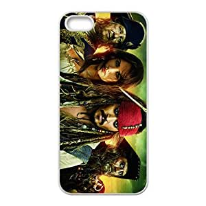 Cool-Benz pirates of the caribbean on stranger tides Phone case for iPhone 5s
