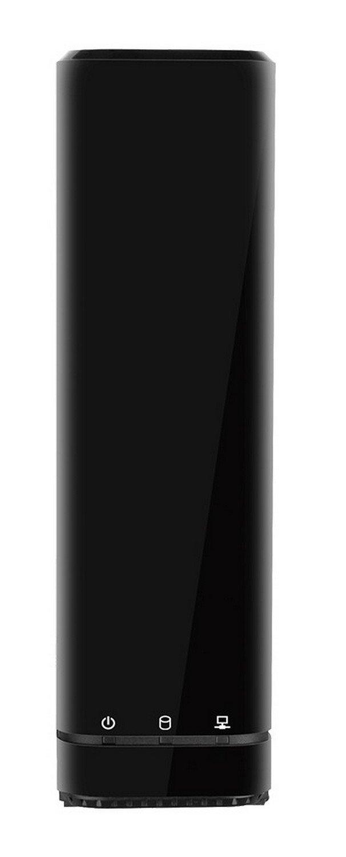 D-Link DNR-312L - Dispositivo de Almacenamiento en Red, Negro