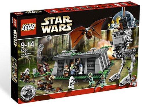Scout Trooper Model (LEGO Star Wars The Battle of Endor (8038) (Discontinued by manufacturer))
