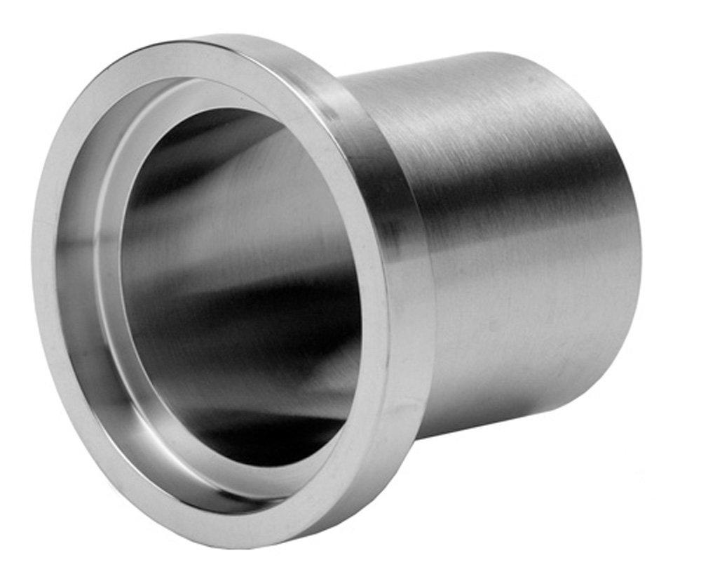 Steel and Obrien EBL01500-304 Stainless Steel 15WHI Female I-Line Tank Weld Ferrule 1-1//2 1-1//2