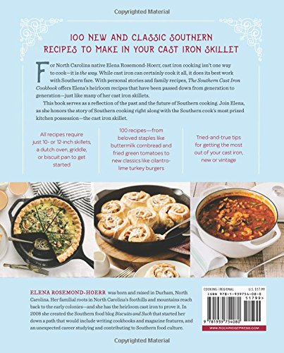 The Southern Cast Iron Cookbook Comforting Family Recipes To Enjoy