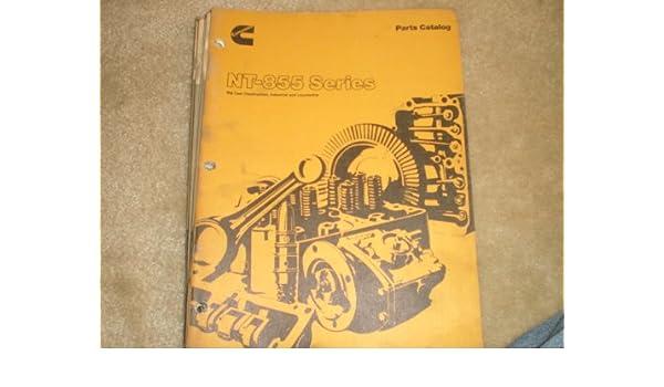 cummins parts catalog NT-855 series: cummins engine company