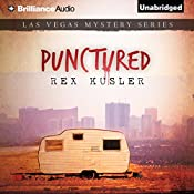 Punctured: A Las Vegas Mystery, Book 1 | Rex Kusler
