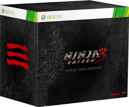 Ninja Gaiden 3 - Collectors Edition: Amazon.es: Videojuegos