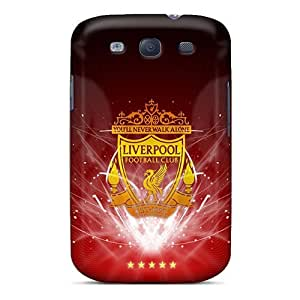 Galaxy Cover Case - Liverpool Sport Protective Case Compatibel With Galaxy S3 by icecream design