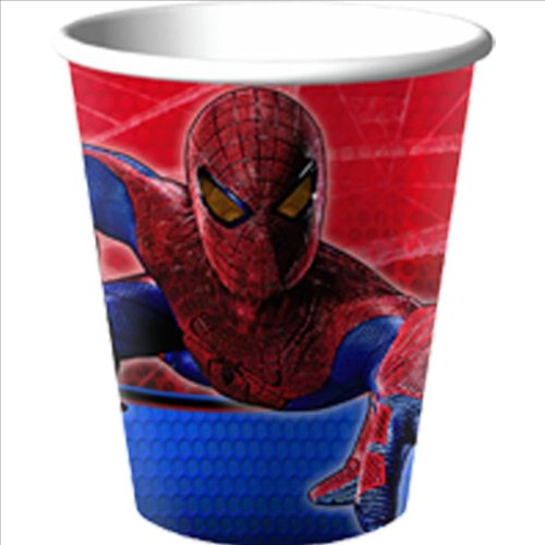 Amazing Spider Man Paper - The Amazing Spider-Man Paper Cups (8ct)