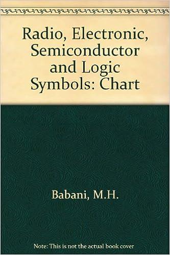 Radio Electronic Semiconductor And Logic Symbols Chart Amazon