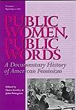 Public Women, Public Words, , 0945612443