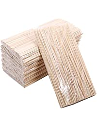 Buy 100% Natural Bamboo Skewers Sticks Set of 2500 Barbecue Tools 9.8 Inches Sharpened Head Kitchen Dining And Camping... wholesale