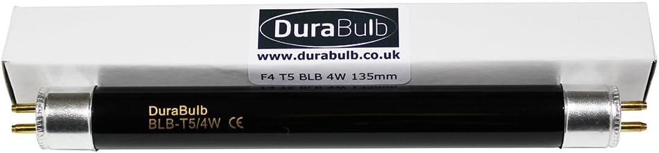 4 x DuraBulb UV-Leuchtmittel f/ür Geldscheinpr/üfer F4 T5 BLB f/ür Mercury oder Eagle Geldscheinpr/üfer L112 A 4 W