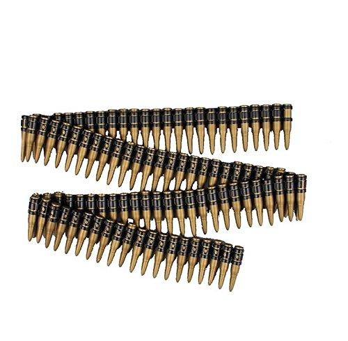F55683 Bandolier Belt Plastic (Adult Coatumes)