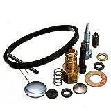 799584 carburetor - Other Tools - Car Carburetor Repair Rebuild Kit For Tecumseh Replacement - Briggs Stratton Carburetor Rebuild Lawn Mower Engine 498260 Overhaul Tune 799866 - For And - 1PCs